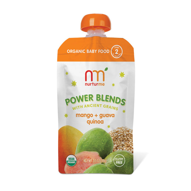 Power Blends <br/> mango, guava, quinoa<br/>6-pack box