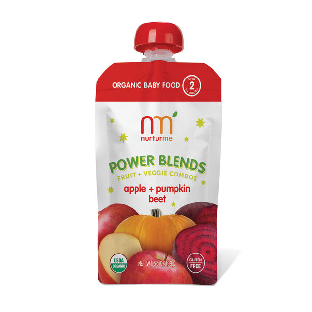 Power Blends <br/> apple, pumpkin, beet<br/>6-pack box