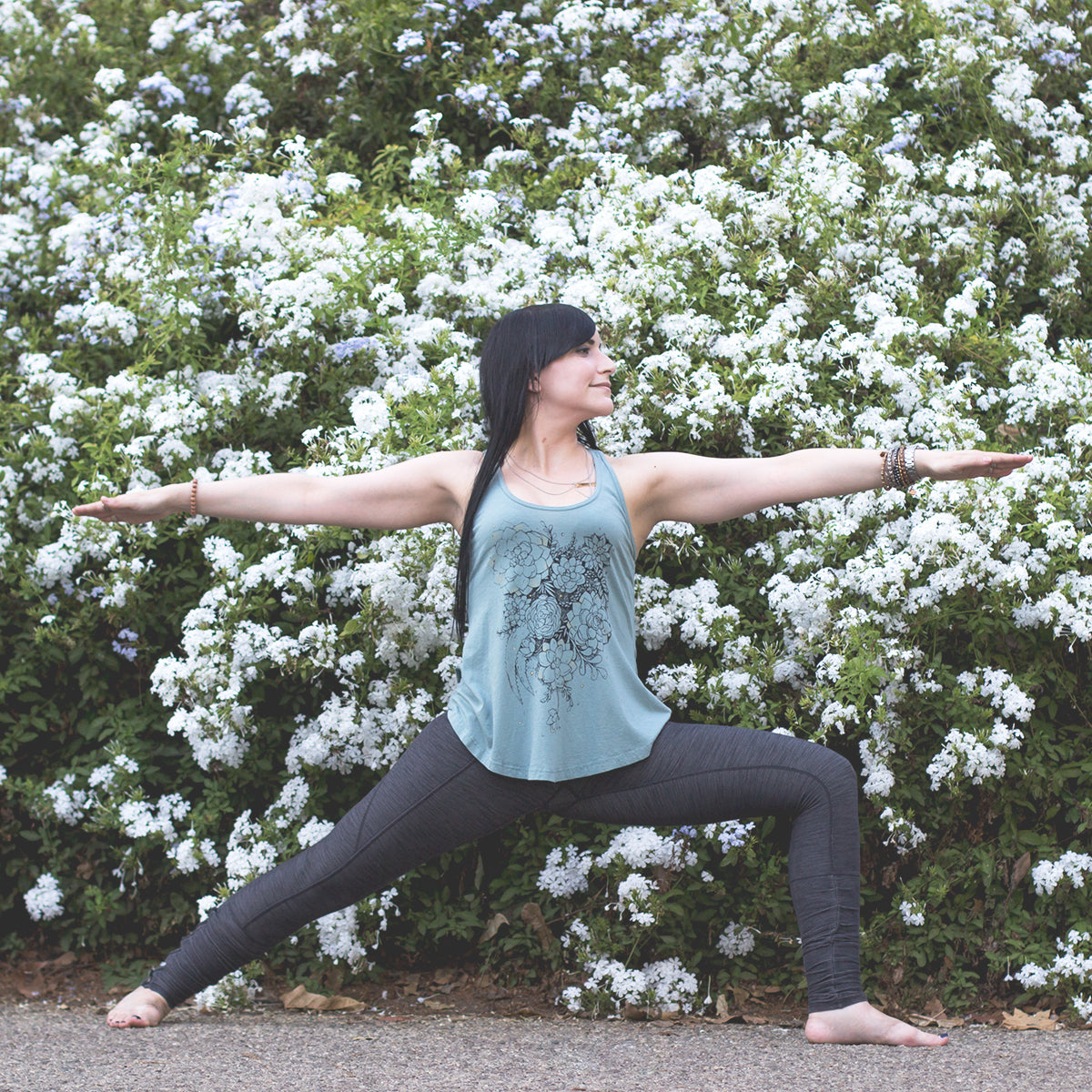 Freedom Rise Clothing - Elinore Cohen - Yoga Teacher