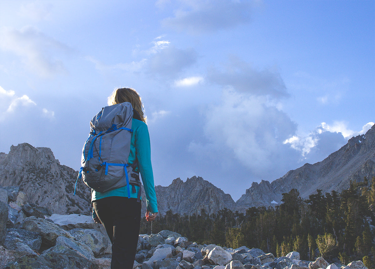 Freedom Rise Clothing - Kearsarge Pass