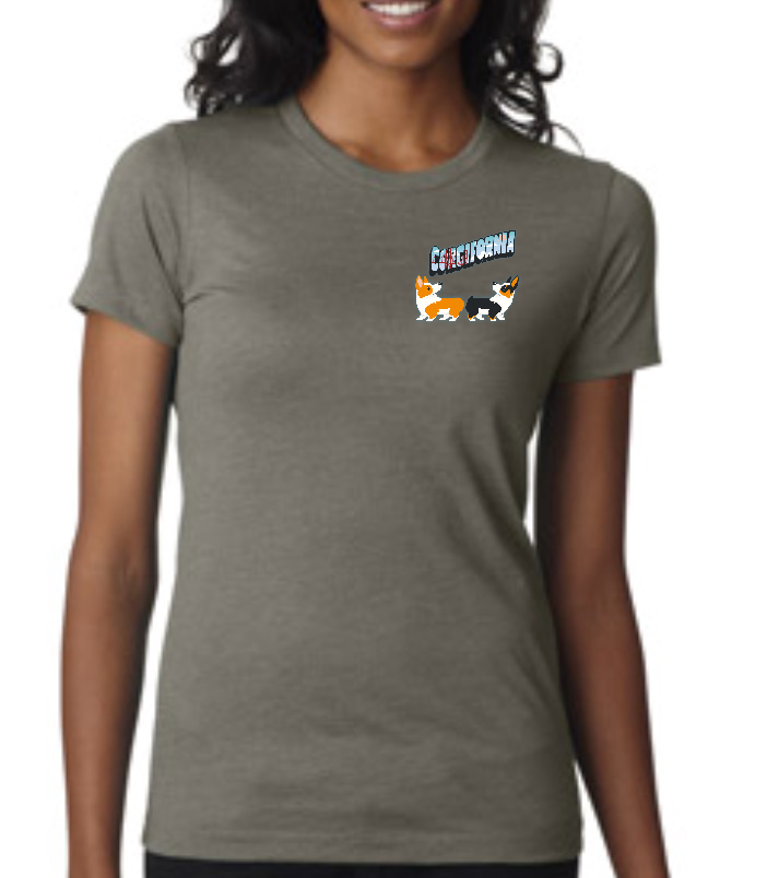 SALE - Women's Slim Cut Fall Edition Tee Shirt - Limited Sizes