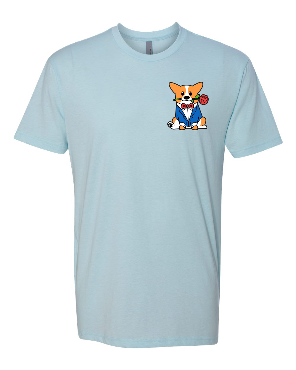 FALL 2019 | UNIVERSITY OF CORGIFORNIA HOMECOMING DANCE | UNISEX TEE SHIRT