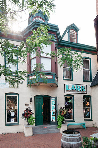 Front entrance of Lark