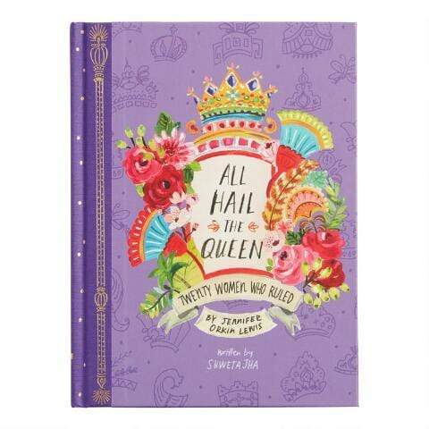 All Hail The Queen Hachette (Chronicle Books) Books & Journals
