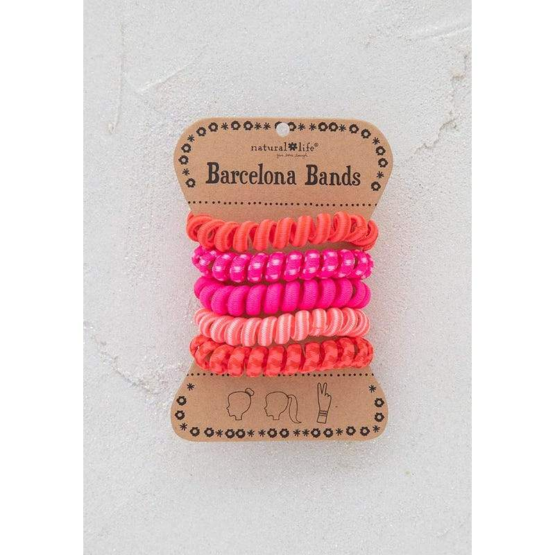 Barcelona Bands - Paracord Pink Natural Life Bath & Body