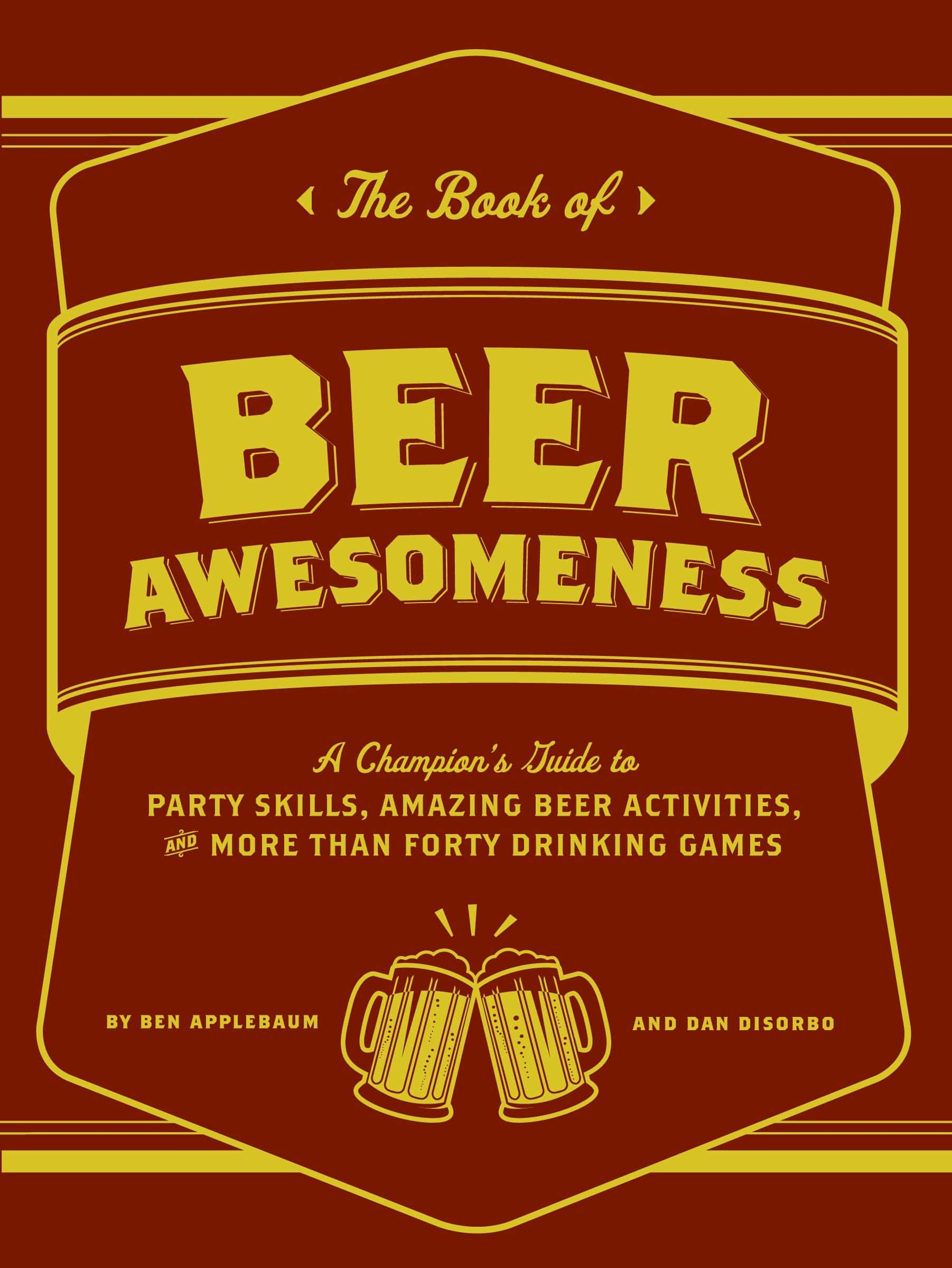 Beer Awesomeness Book Hachette (Chronicle Books) Paper Goods