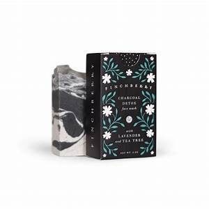 Charcoal Detox Facial Soap Finchberry Bath & Body