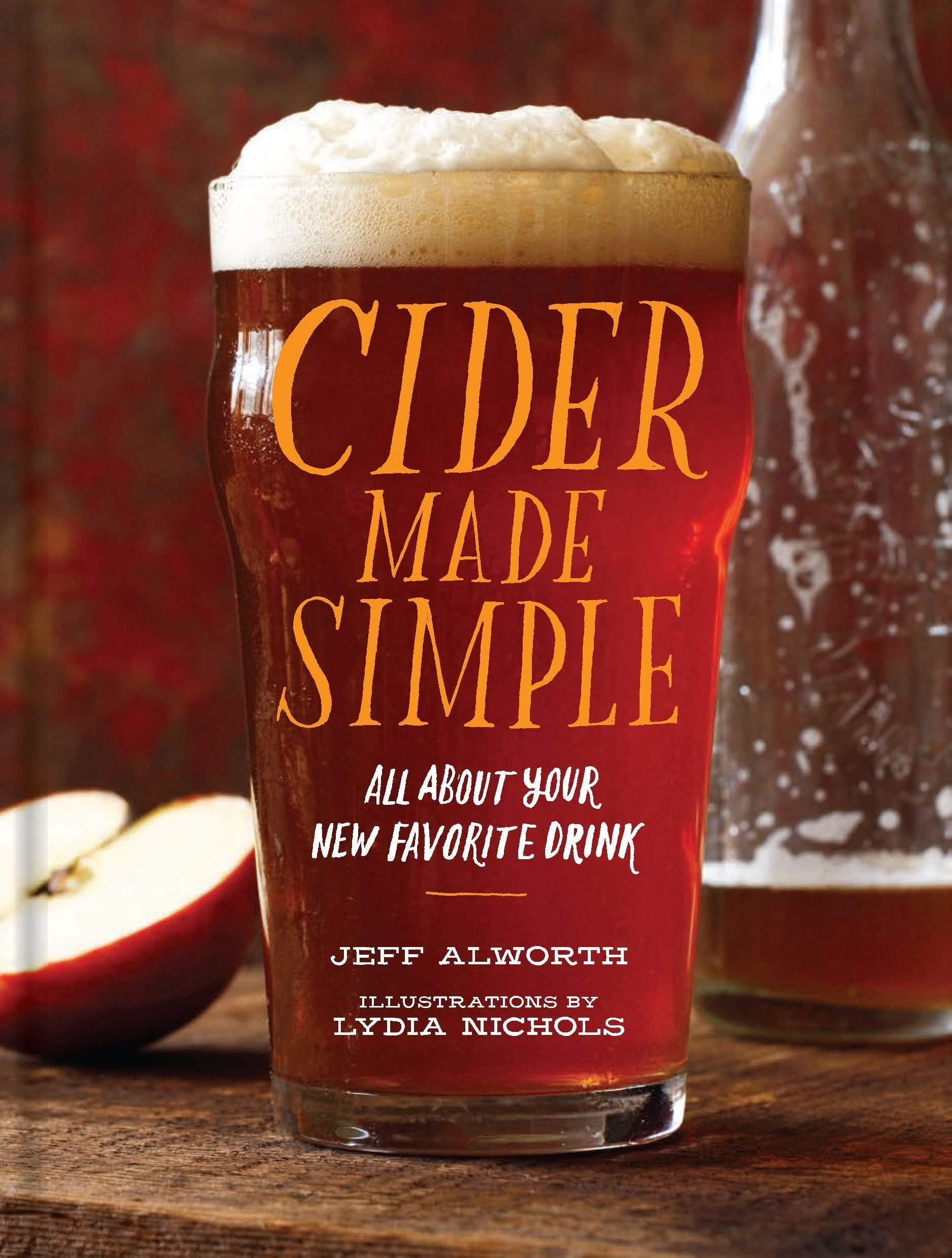 Cider Made Simple Book Hachette (Chronicle Books) Books & Journals