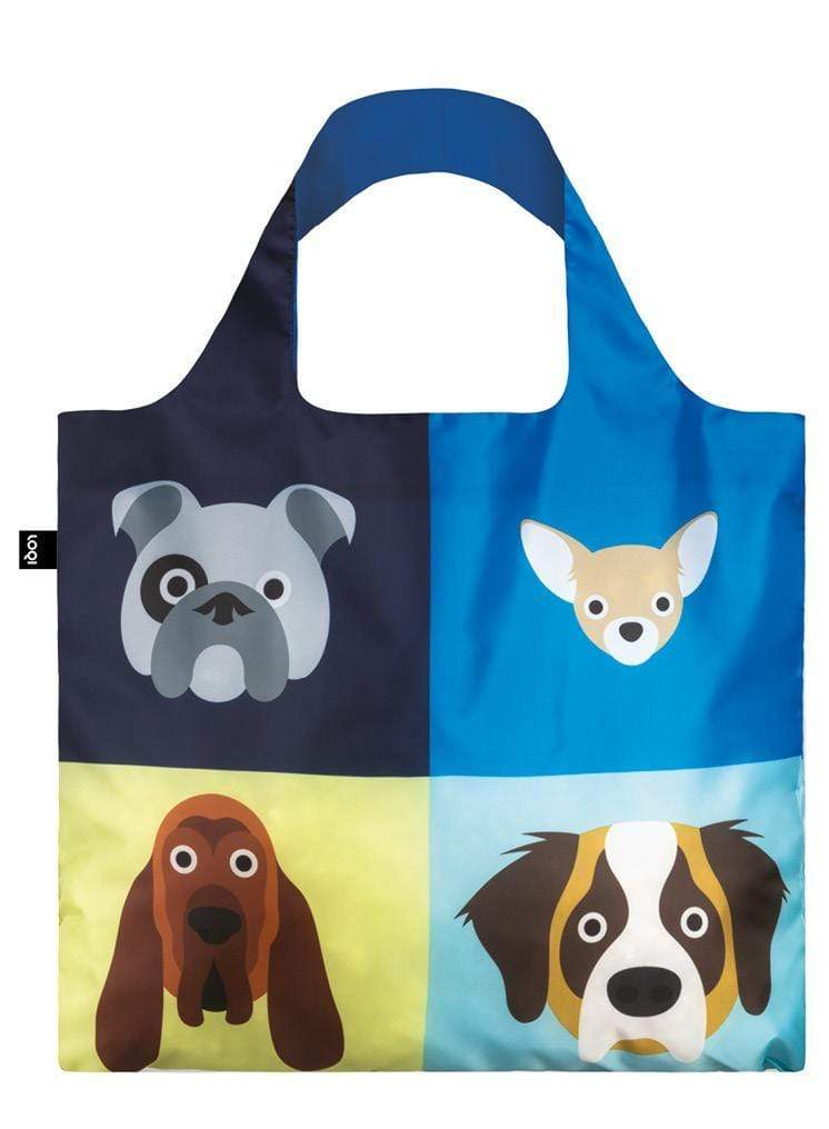 Dogs Reusable Tote LOQI Accessories