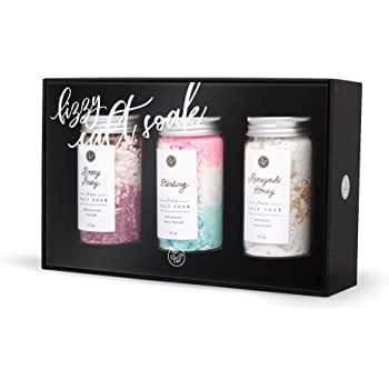 Fizzy Salt Soak - Set of 3 Finchberry Bath & Body