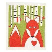Fox Swedish Dishcloth Cose Nuove Household Stuff