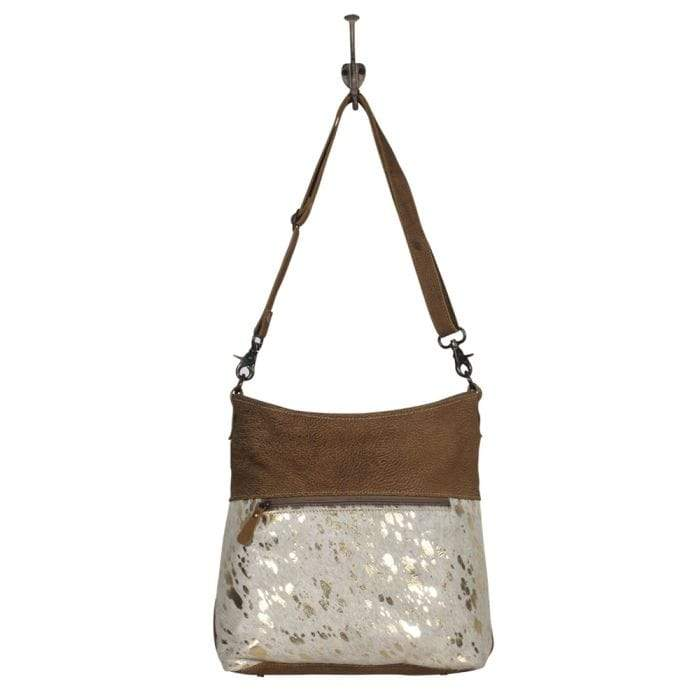 Freethinker Leather Shoulder Bag Myra Handbags & Accessories Accessories