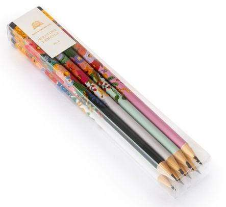 Garden Party Pencil Set Rifle Paper Co Paper Goods