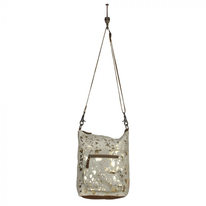 Glaze Leather Shoulder Bag Myra Handbags & Accessories Accessories