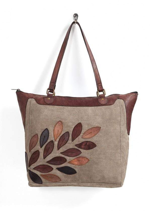 Ivy Tote - Natural Mona B Accessories