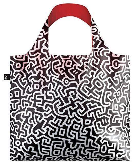 Keith Haring Untitled Reusable Tote LOQI Accessories