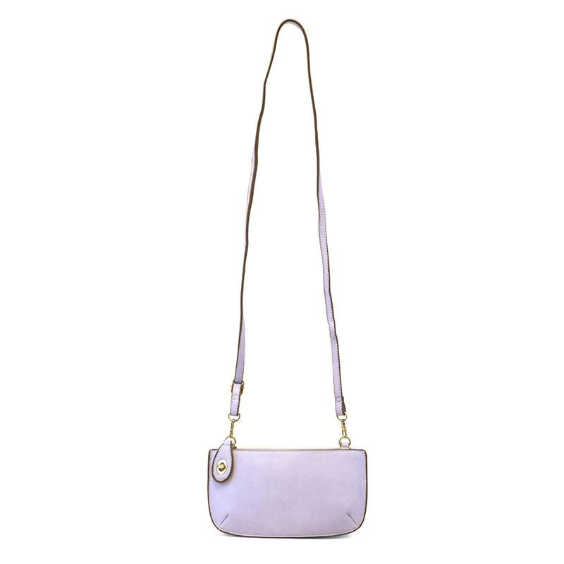 Lilac Mini Crossbody Wristlet Clutch Joy Susan Accessories