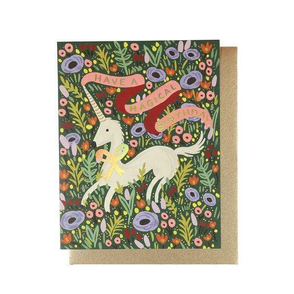 Magical Birthday Card Rifle Paper Co Cards