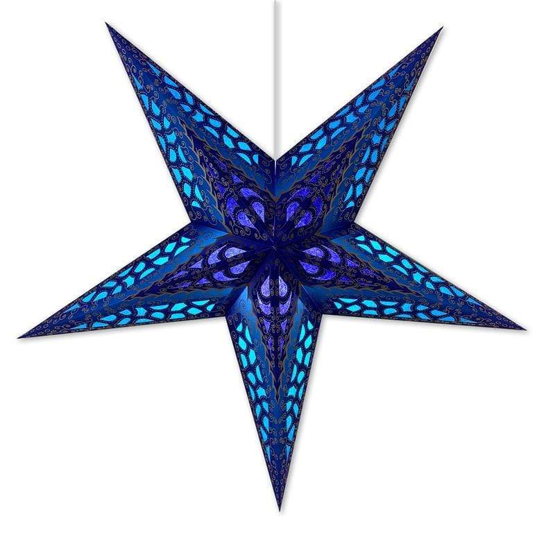 Pisces Hanging Star Lantern Whirled Planet Home Decor
