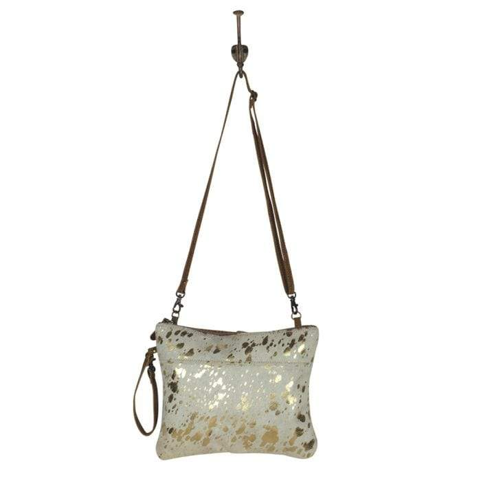 Sassy Small Leather Crossbody Bag Myra Handbags & Accessories Accessories