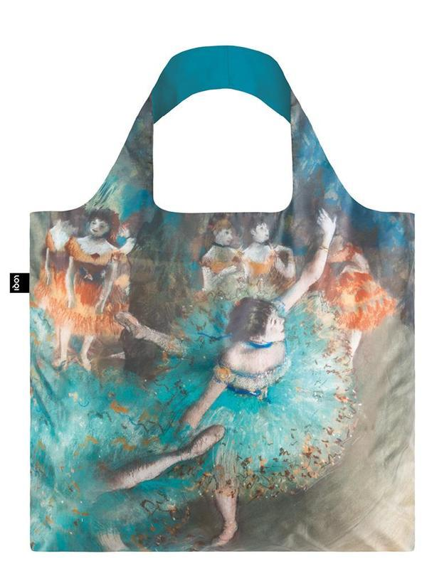 Swaying Dancer Reusable Tote LOQI Accessories