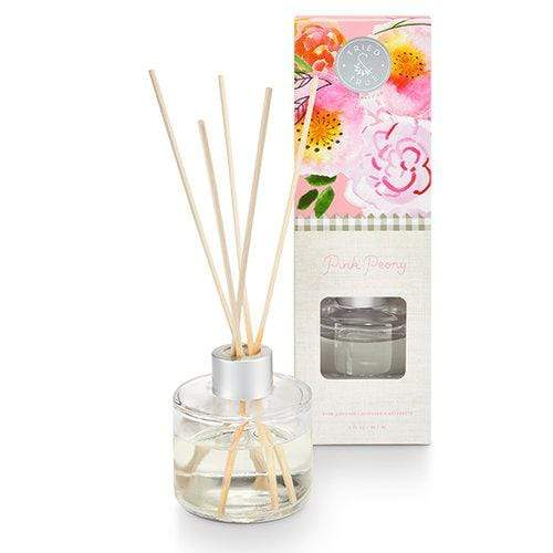 Tried & True Pink Peony Reed Diffuser Illume Candles & Home Fragrance