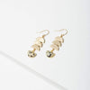 Vera Earrings - Dalmation Jasper Larissa Loden Jewelry
