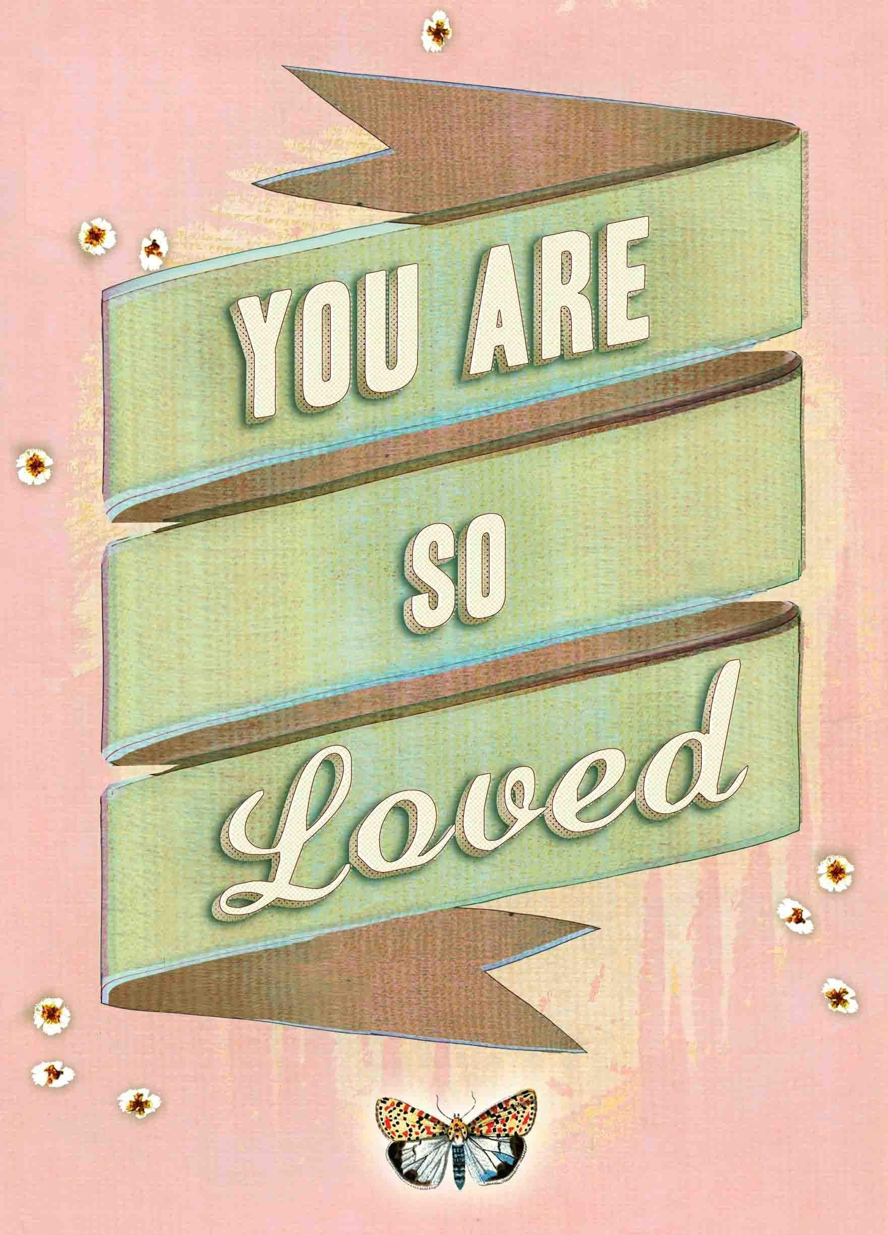 You Are So Loved Book Hachette (Chronicle Books) Books & Journals
