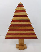 Whiskey Barrel Christmas Tree