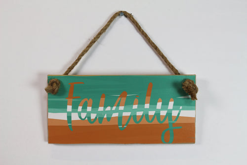 Family Hanger Stock Pallet