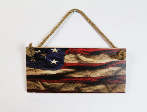 Old Glory Hanger Stock Pallet