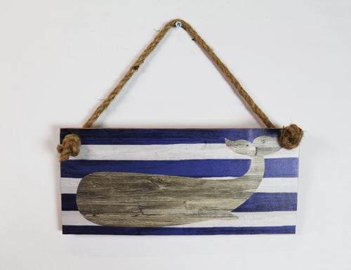 Wooden Whale Hanger Stock Pallet