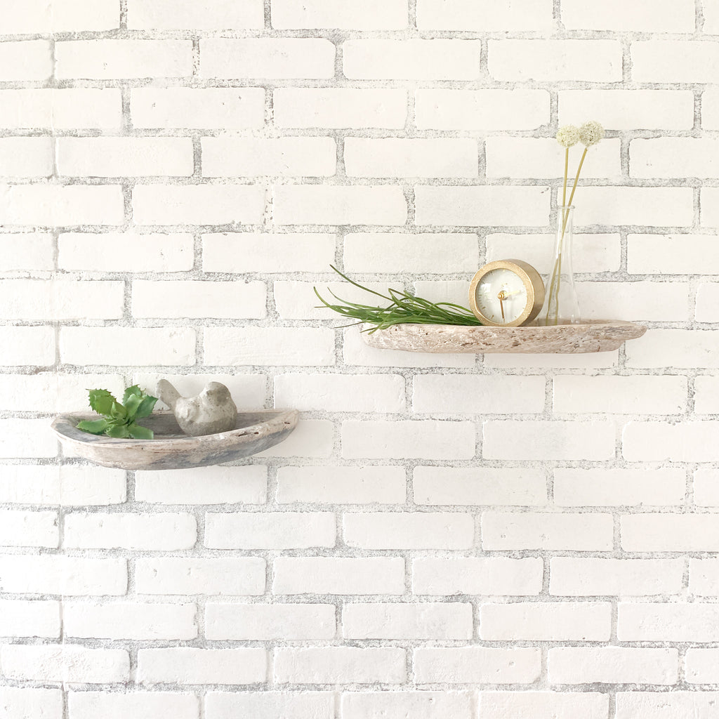 Wood Floating Wall Shelves