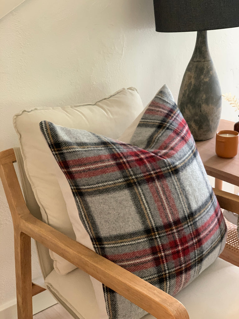 Pendelton Wool Euro Pillow