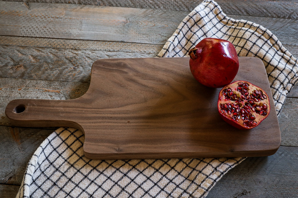 Walnut Wood Cutting Board Handmade