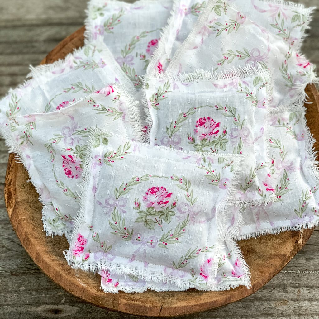 french linen lavender hot pack pillow