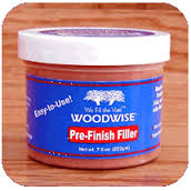 Woodwise - Pre-Finish Color Filler - Ebony Tone - 7.5 oz