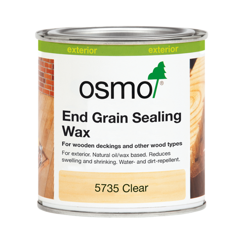 Osmo - 5735 End Grain Sealing Wax - .375 Liter