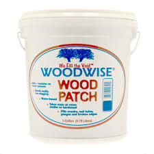 Woodwise - Wood Patch - Ebony - 1 Gallon
