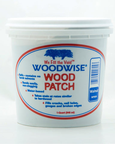 Woodwise - Wood Patch - Ebony - 1 Quart