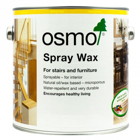 Osmo - Sprayable Polyx-Oil - 3082 Clear Gloss - 10 Liter