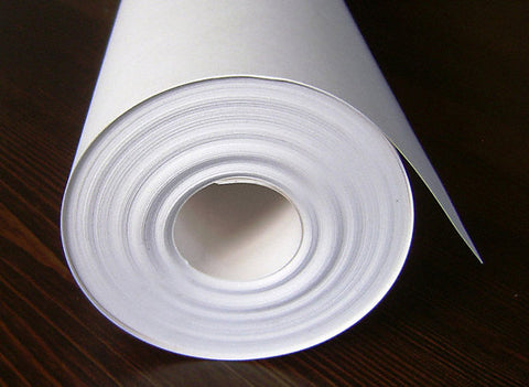 White Silicone Vapor Shield Paper - 400 Sq Ft/Roll