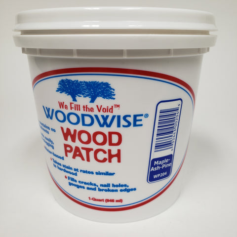 Woodwise - Wood Patch - Maple Ash Pine - 1 Quart