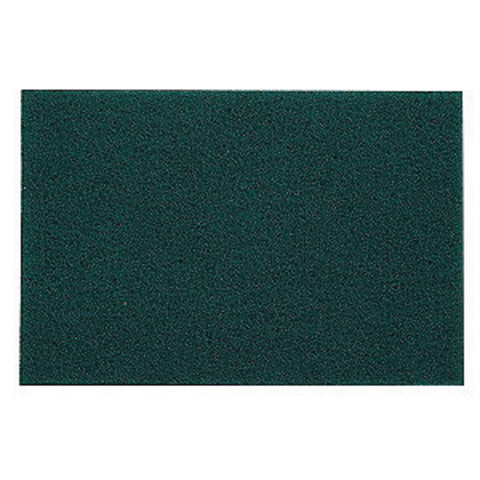 Norton - Hand Pads - 6x9 inch - Green (Very Fine) - 20 Count