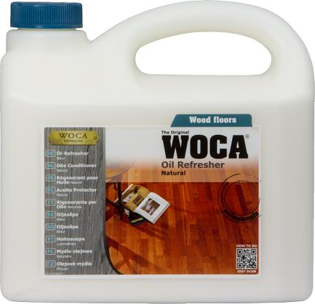 WOCA - Oil Refresher - Natural - 2.5 Liter - 511225A