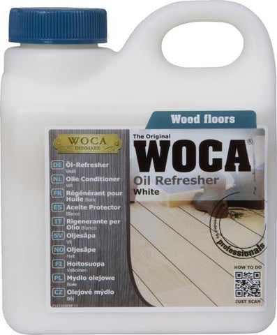 WOCA - Oil Refresher - White- 1 Liter - 511310A