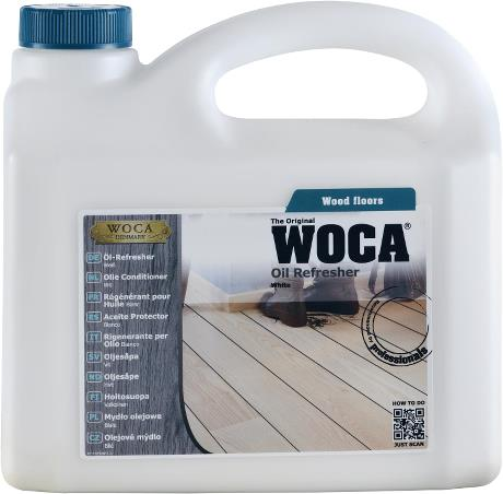 WOCA - Oil Refresher - White- 2.5 Liter - 511325A