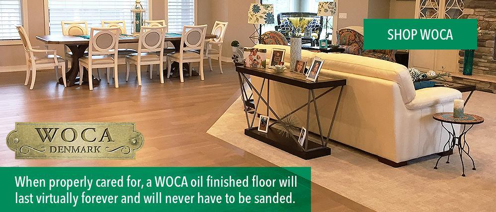 Woca Natural Oil White Oak
