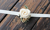 Luxe Wedding Corsage - Mother of the Bride, Natural Wedding, Shabby Chic Rustic Wedding