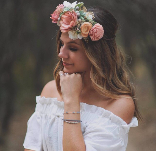 Bridal Flower Crown 89ce3dab9cd